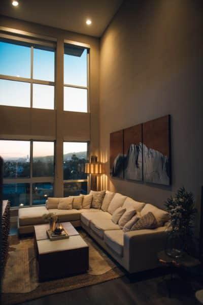 Living Room Furniture Interior Design Image2