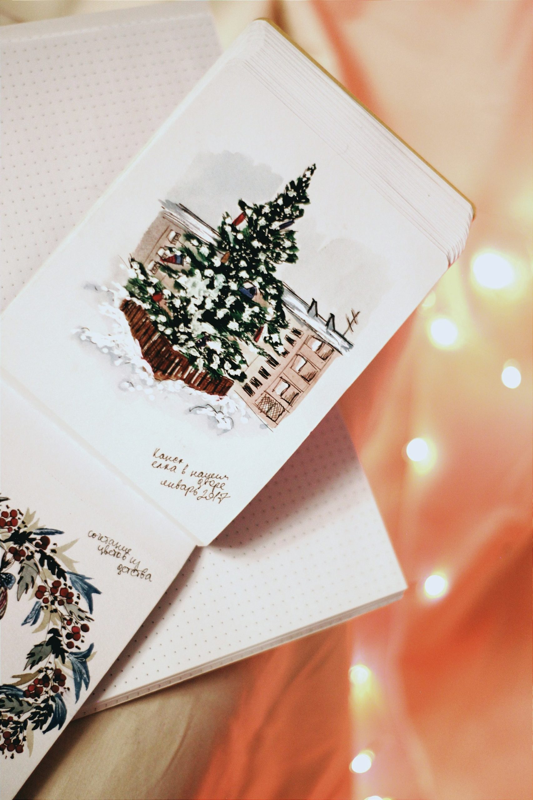 Staying Touch Xmas Cards Article Image