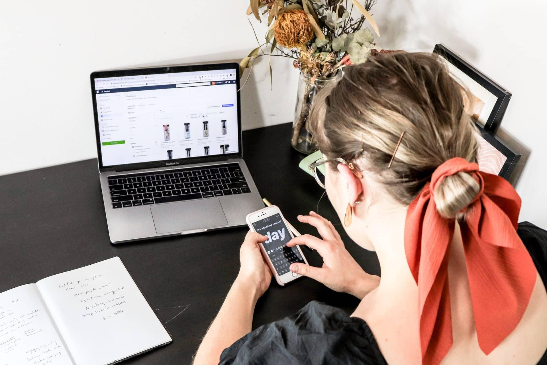Tips Running E-Commerce Business Header Image