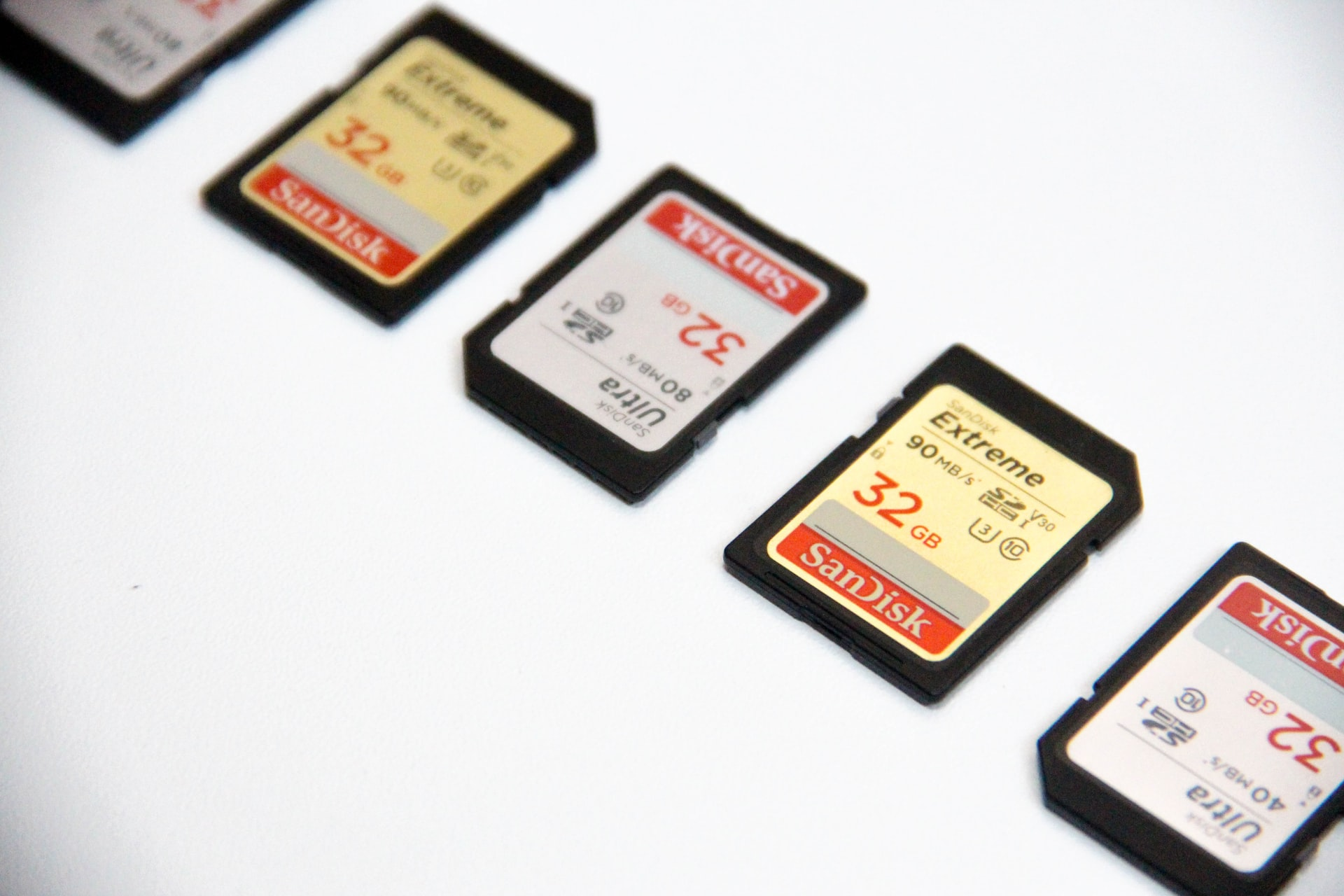 Fix Memory Card Header Image