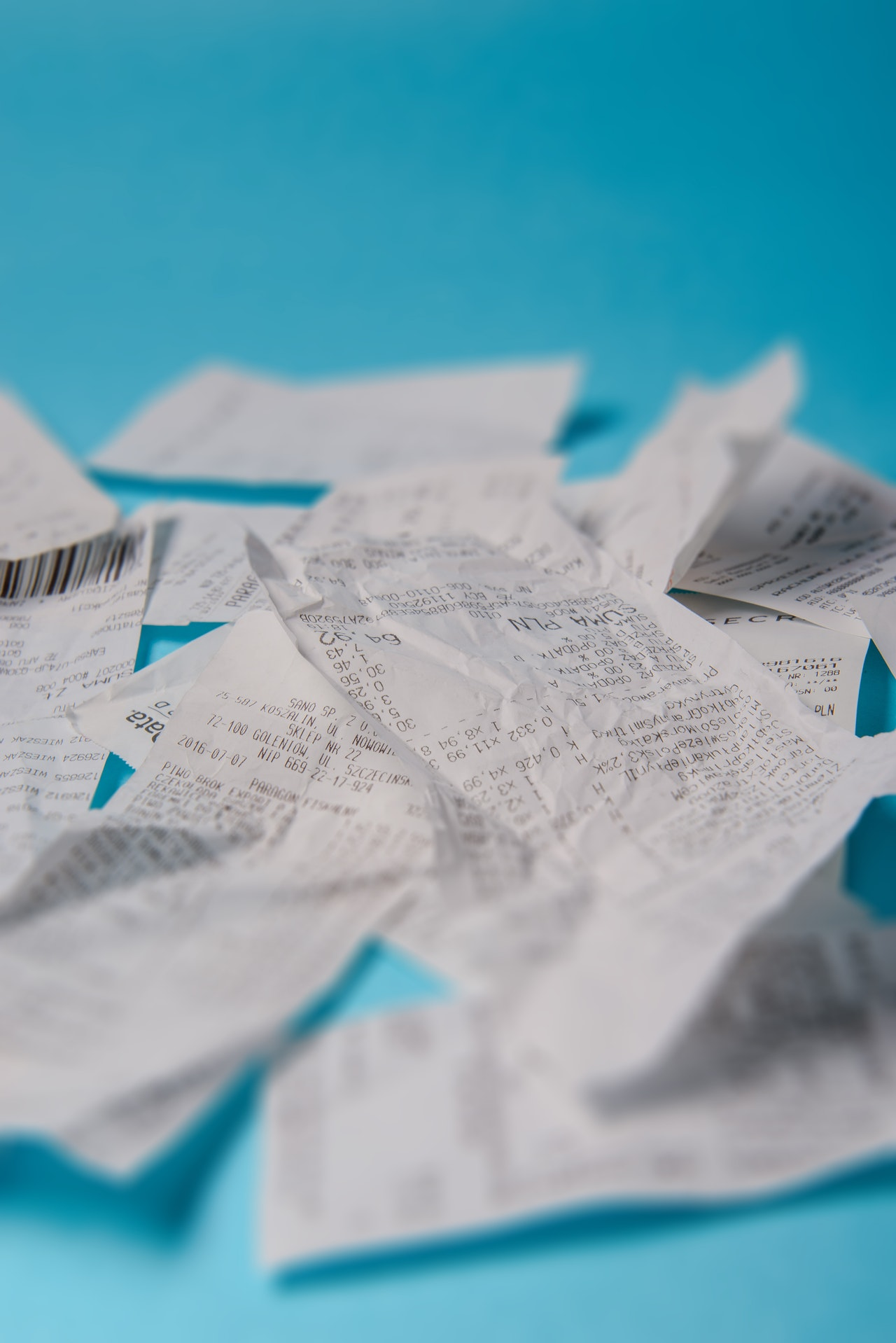 Receipt Paper Facts Article Image