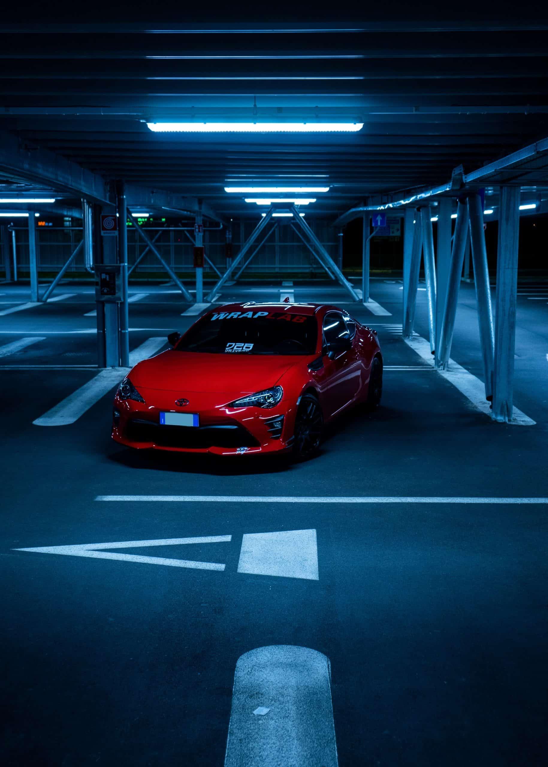 Parking Lot LED Article Image