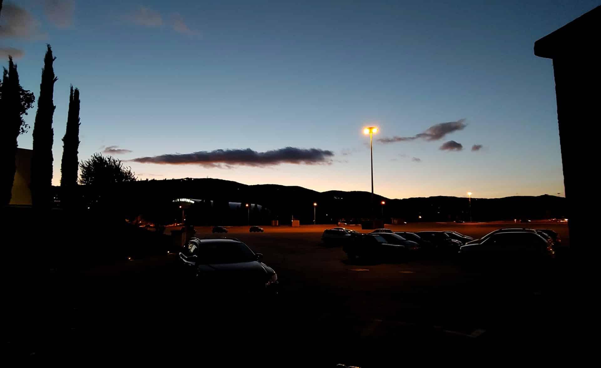Parking Lot LED Header Image