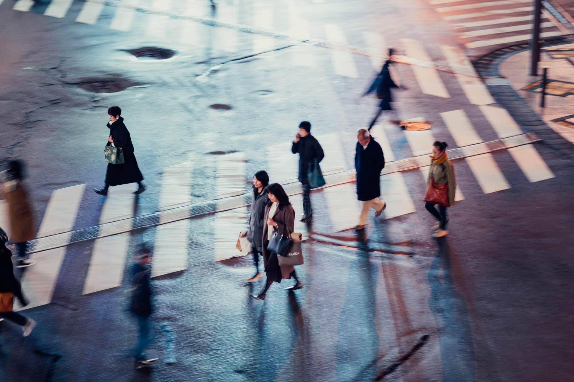 Pedestrians Right Of Way Header Image