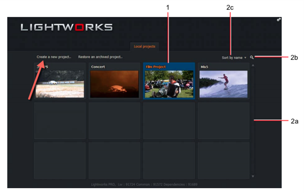Rotate Video Lightworks Article Image 1