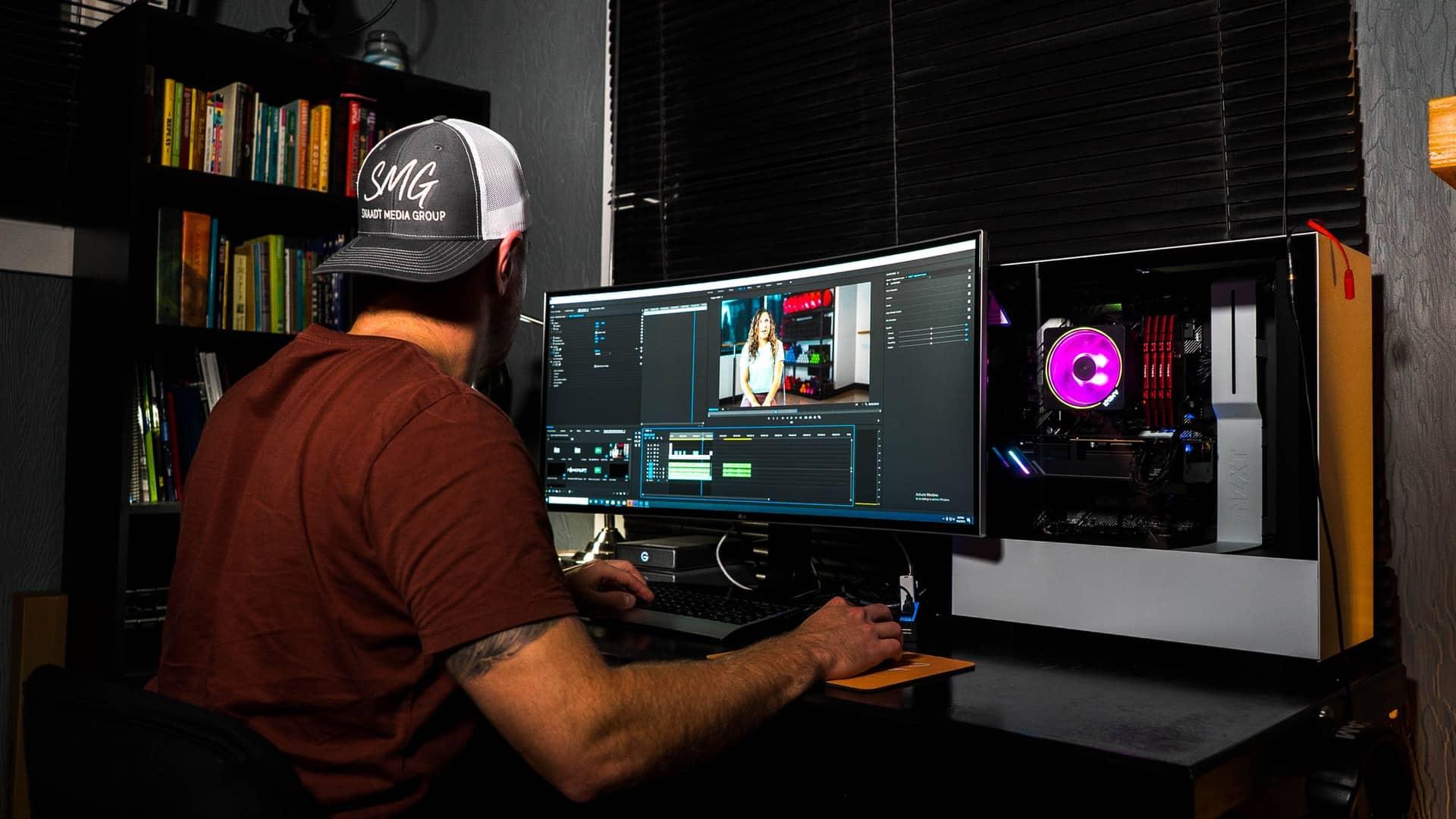 Rotate Video Lightworks Header Image