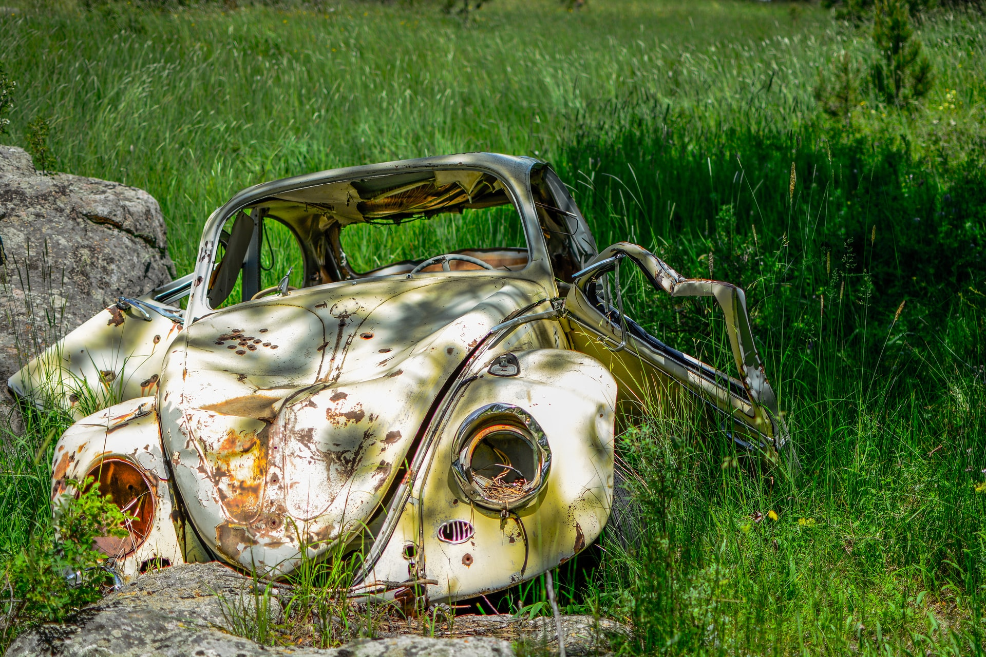 Scrapping Car Guide Header Image