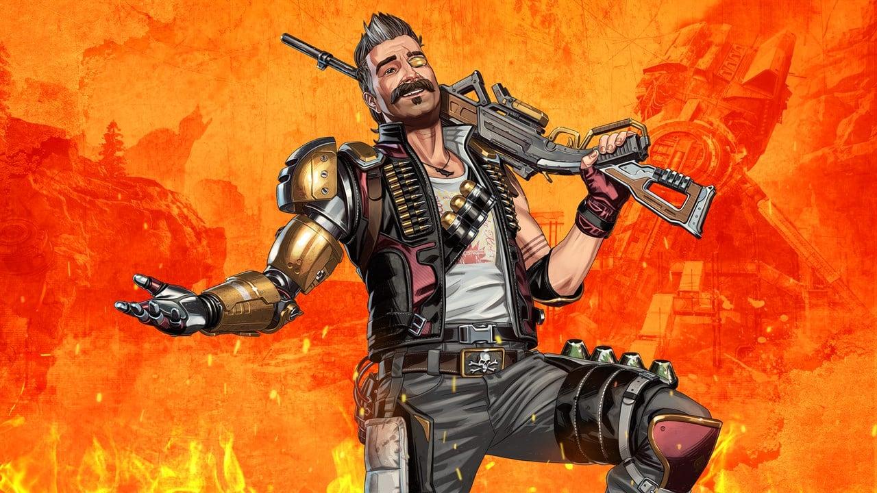 Apex Legends Characters Header Image