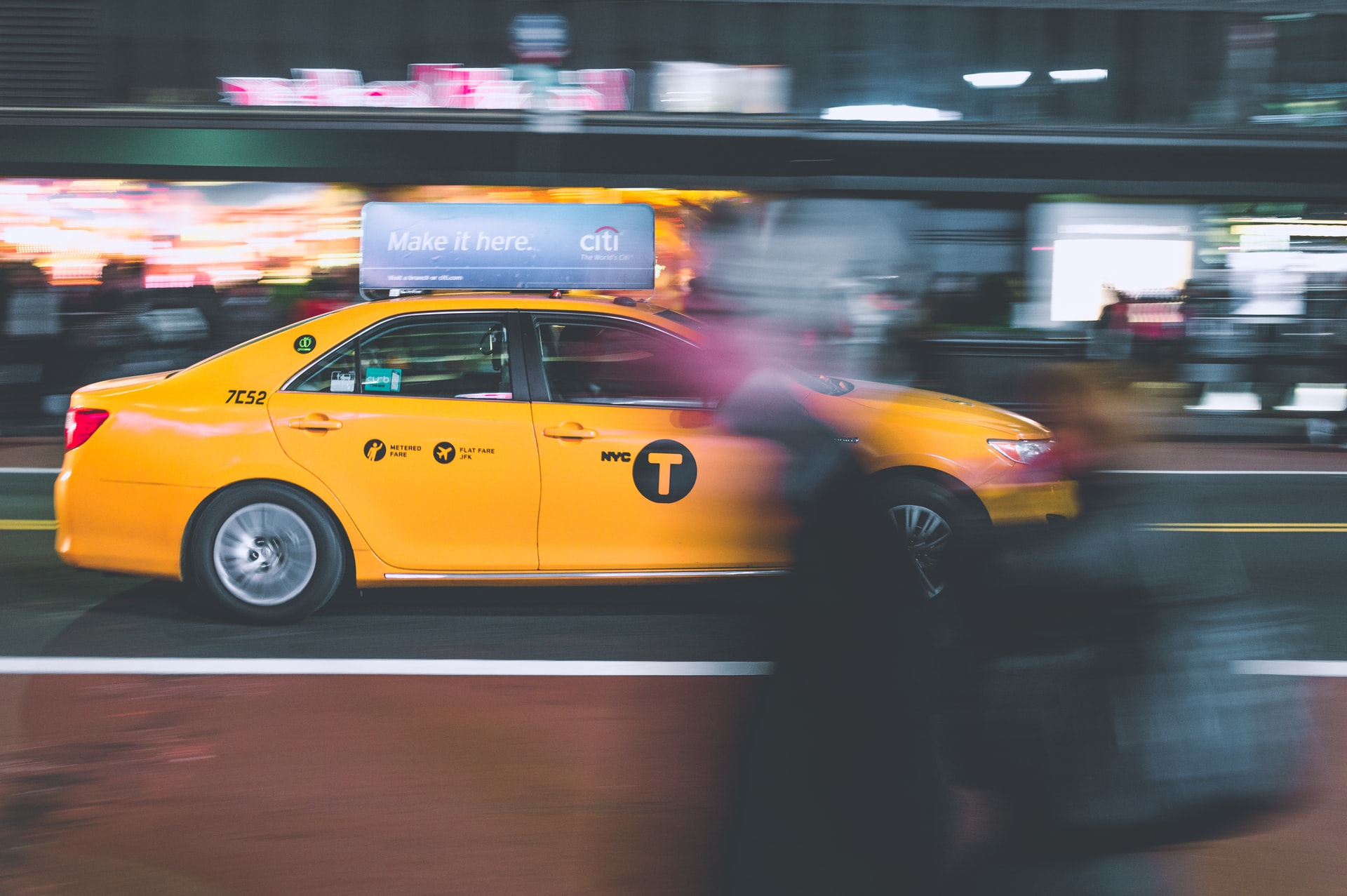 Benefits Taxi Services Header Image