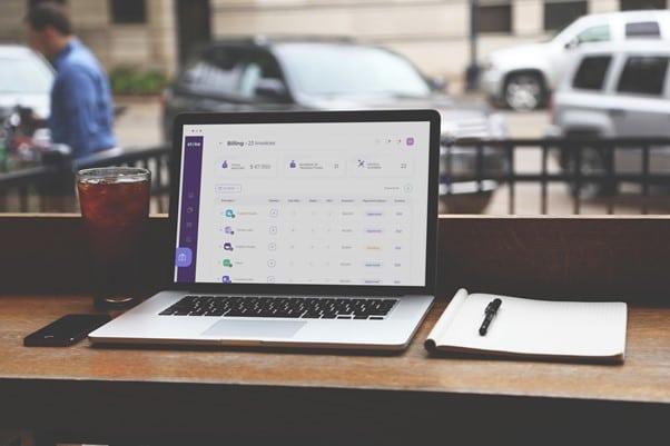 Freelance Management System Header Image