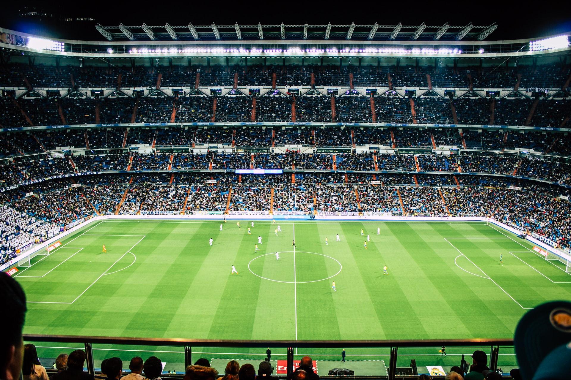 Live Score Soccer Header Image