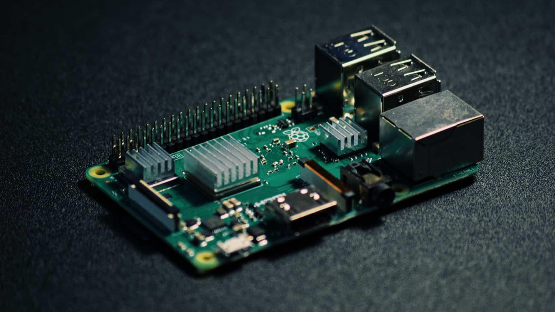 Raspberry Pi History Header Image