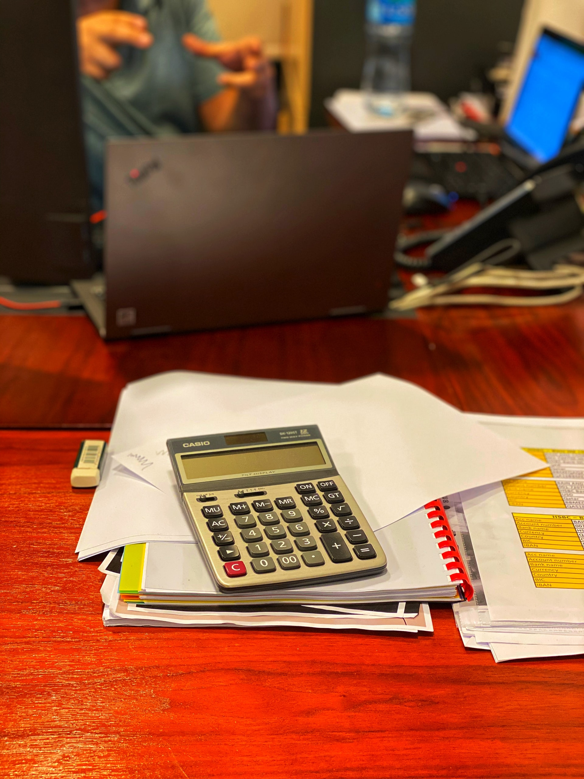 Remote Work Accountant Article Image