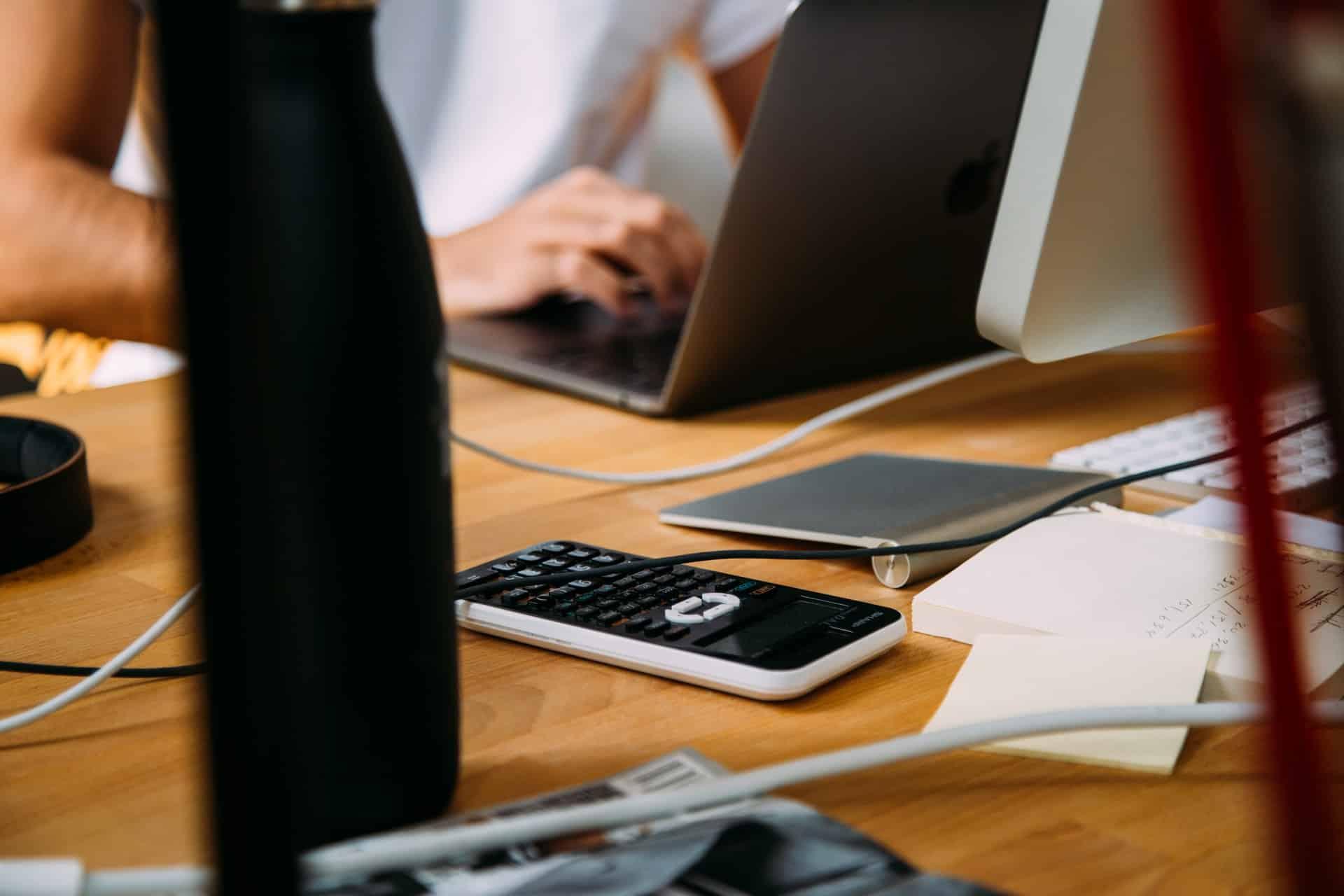 Remote Work Accountant Header Image