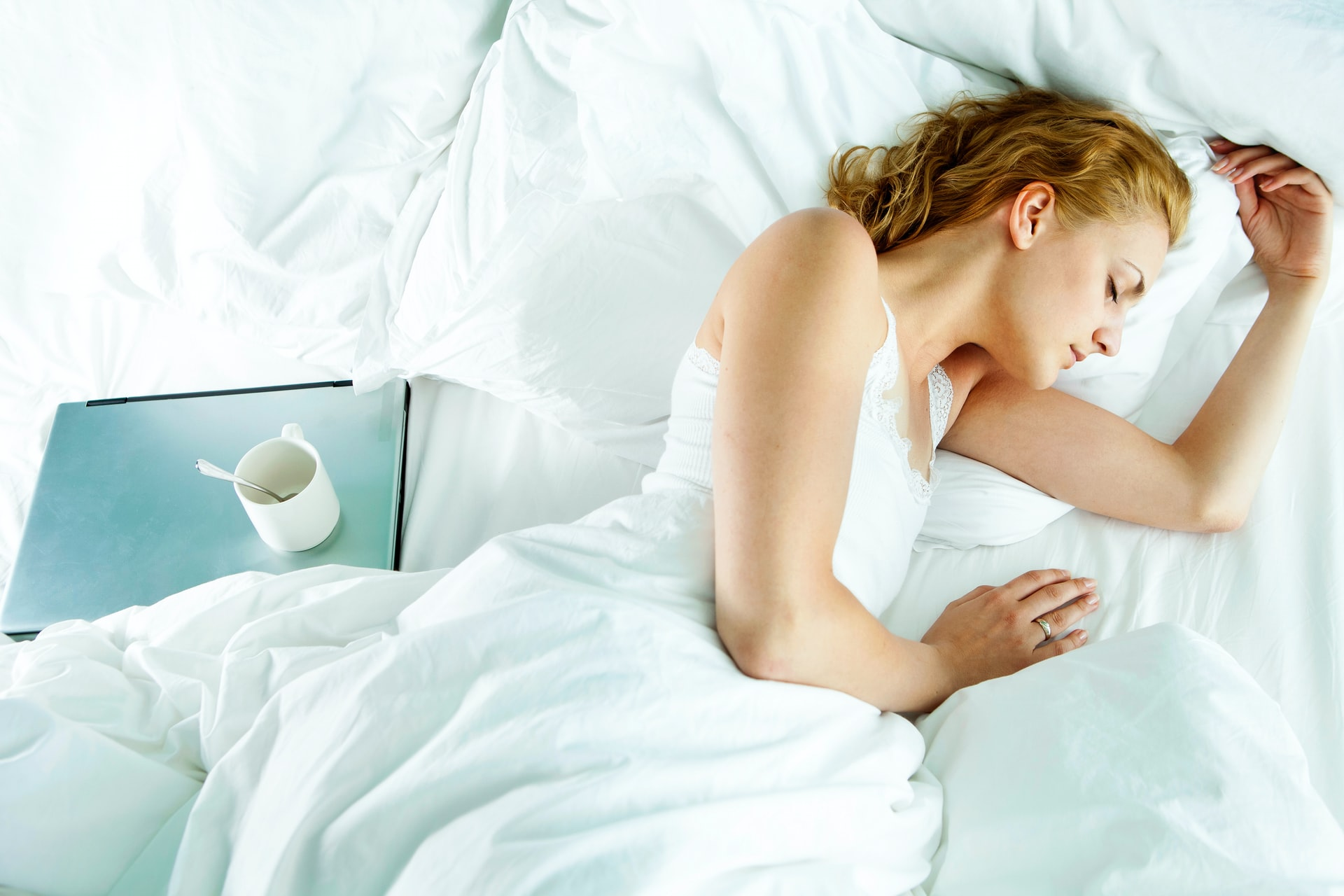 Sleeping Tips Facts Header Image