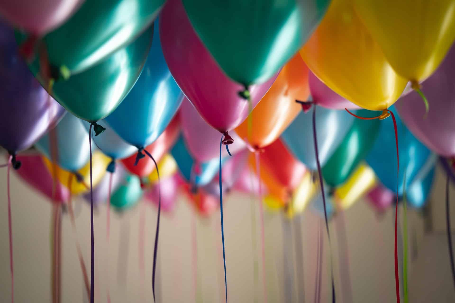 Virtual Birthday Party Header Image