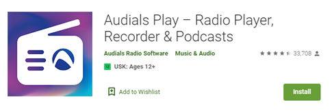 Audials App Review Article Image 1
