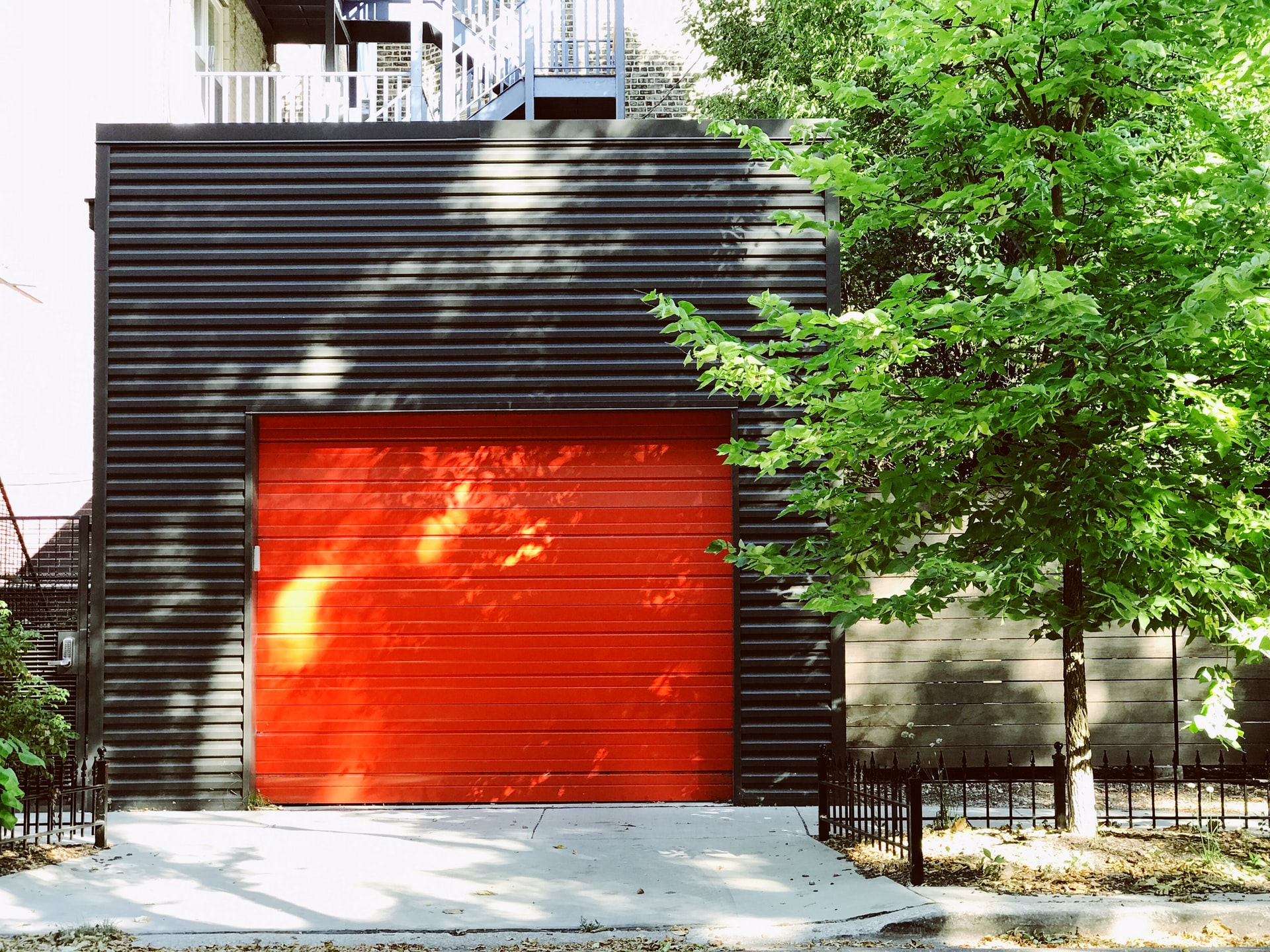 Automatic Garage Door Installation Header Image