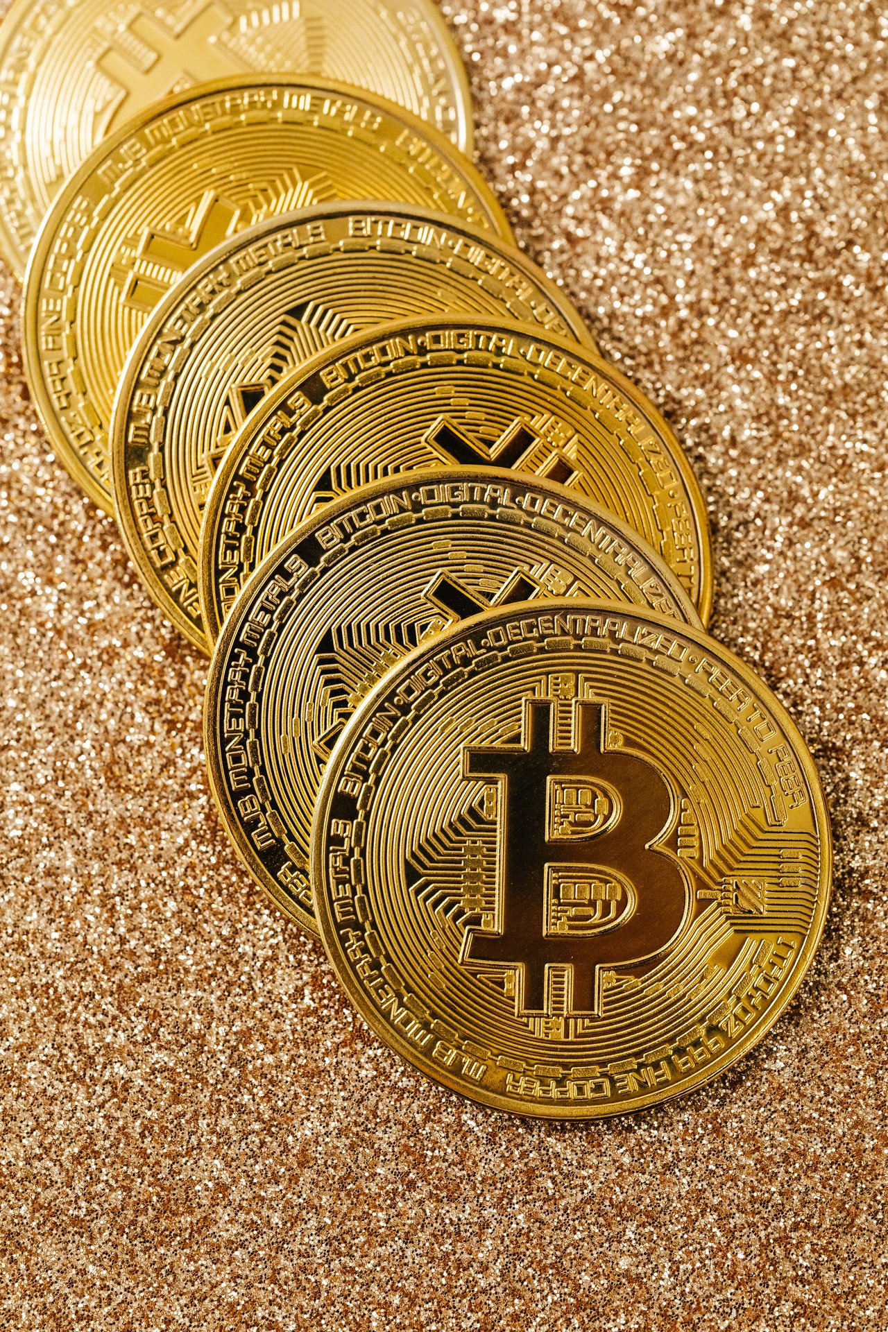 Bitcoin Decentralized Cryptocurrency Article Image