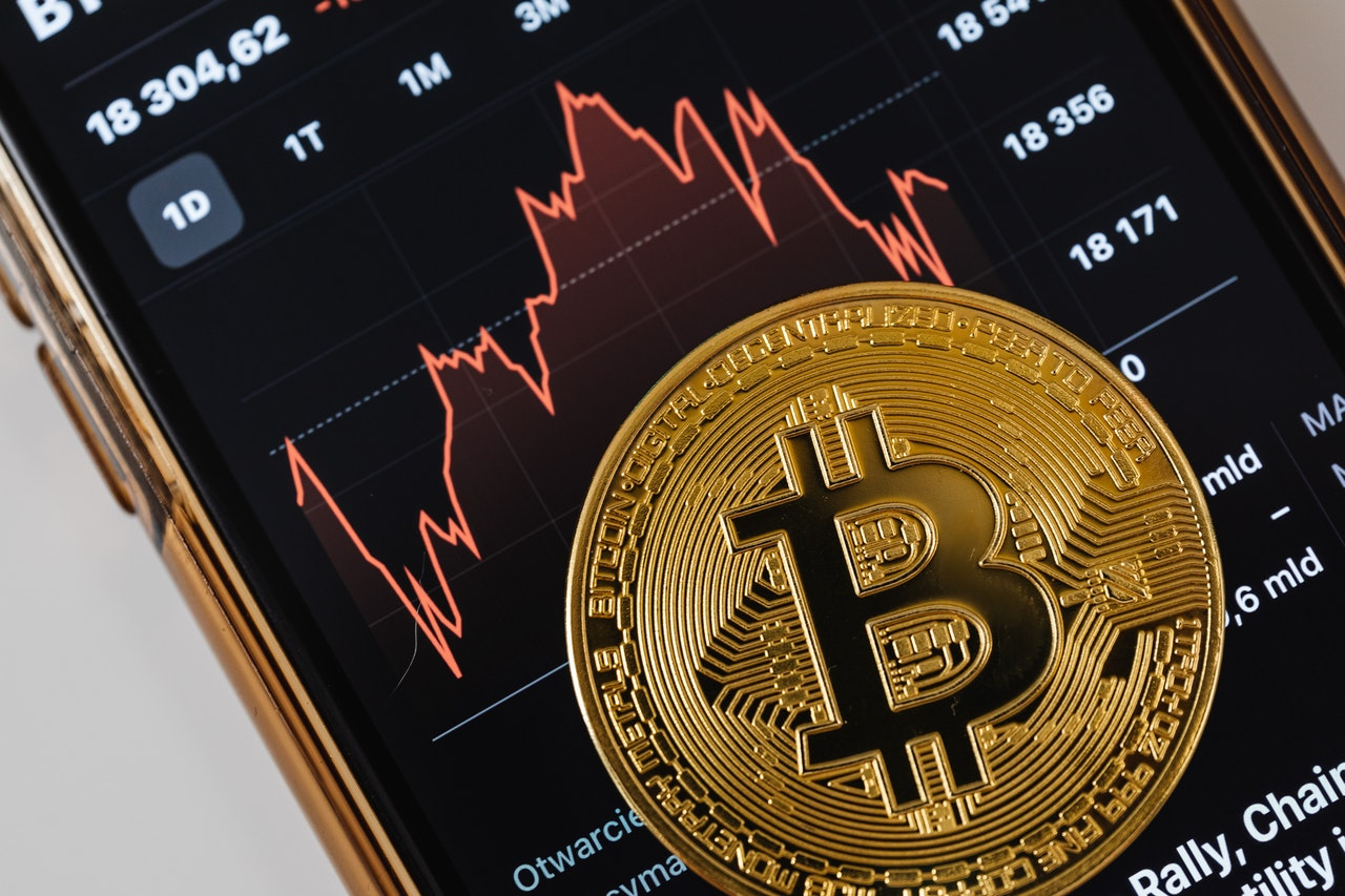 Bitcoin Decentralized Cryptocurrency Header Image
