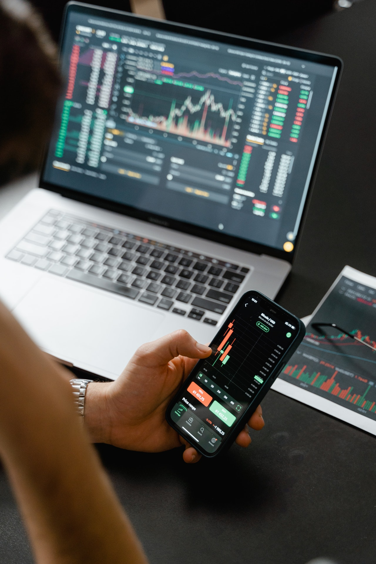 Bitcoin Trading Systems Article Image