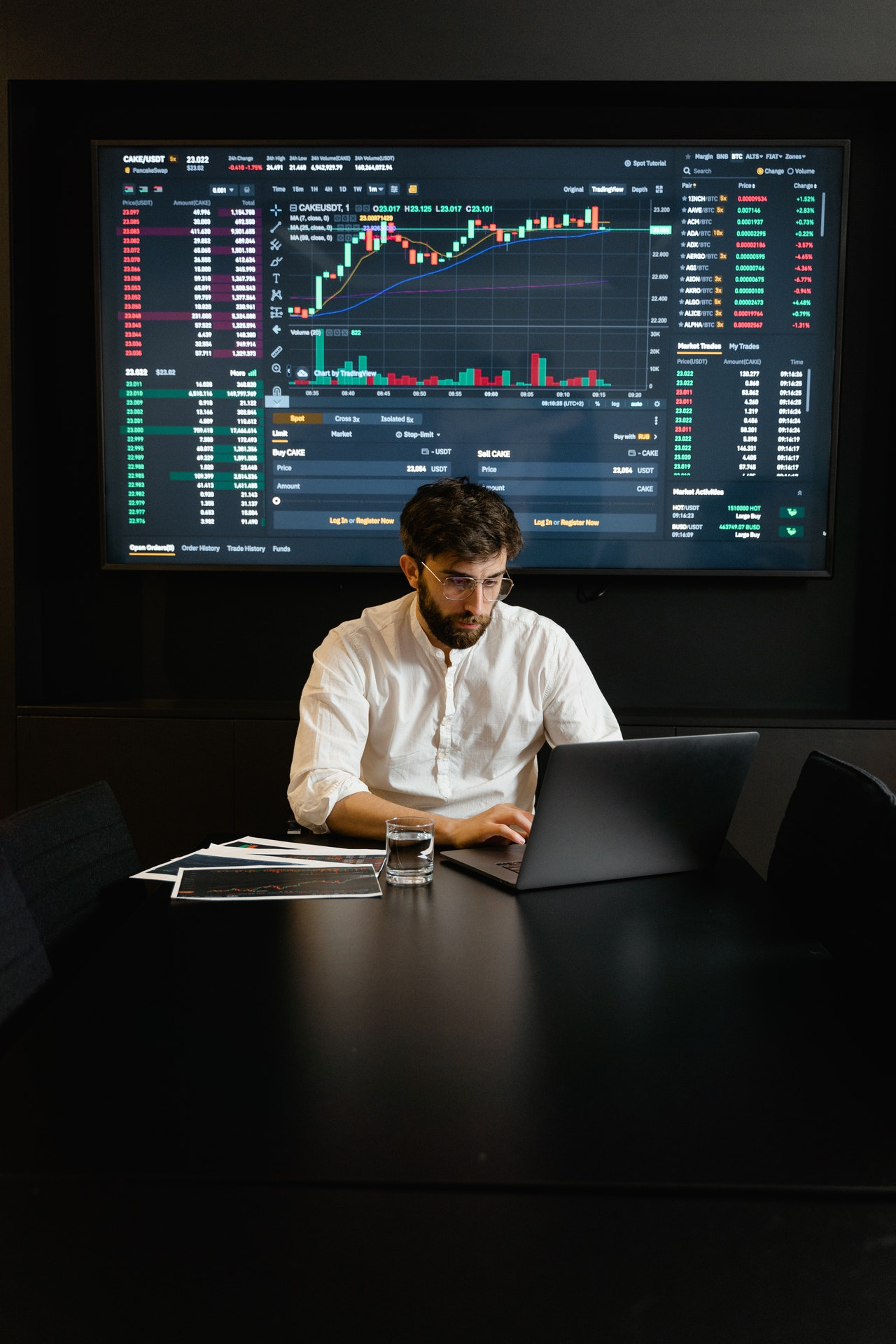 Crypto World Investment Article Image
