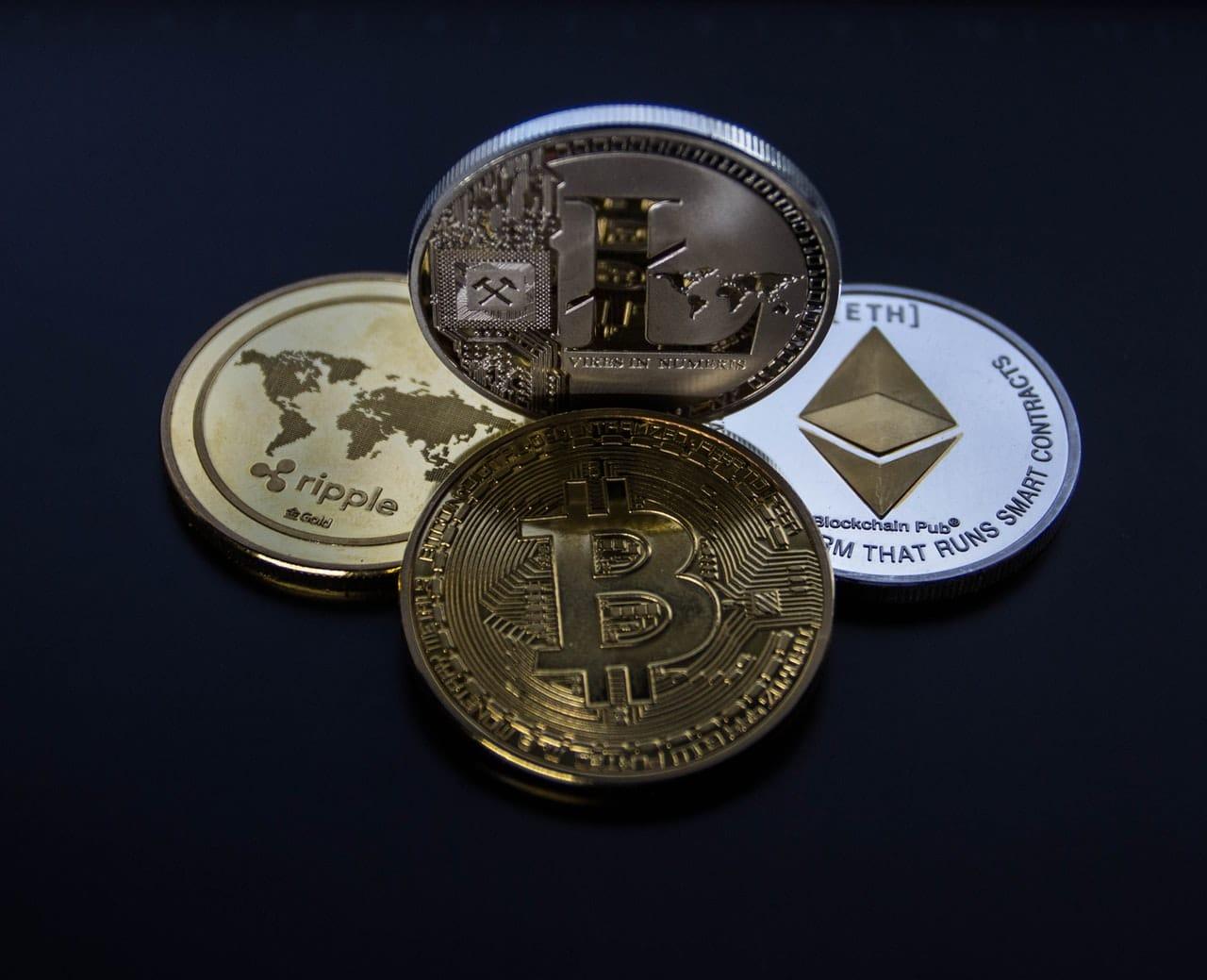Crypto World Investment Header Image