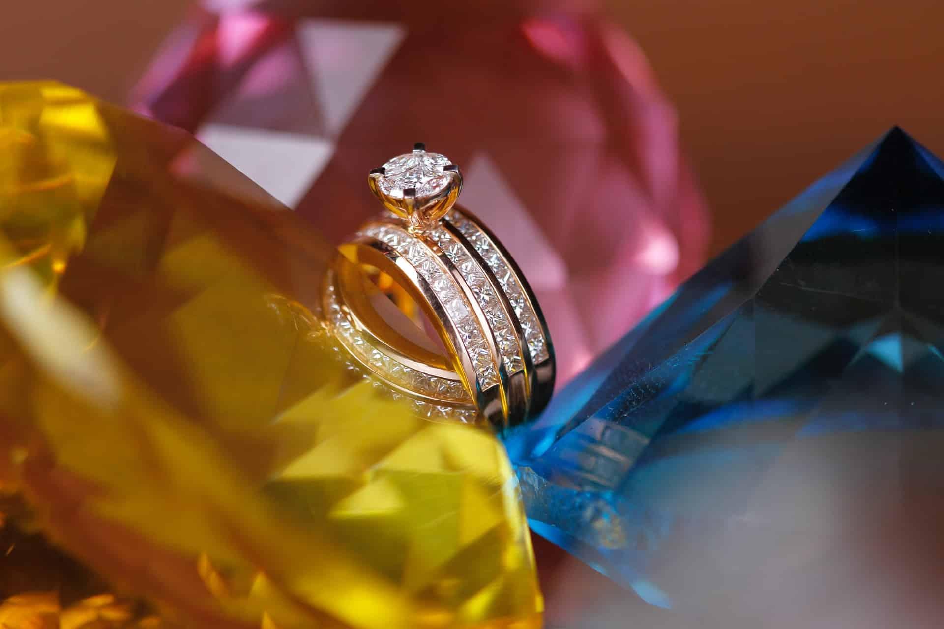 Gemstone Jewelry Special Day Header Image