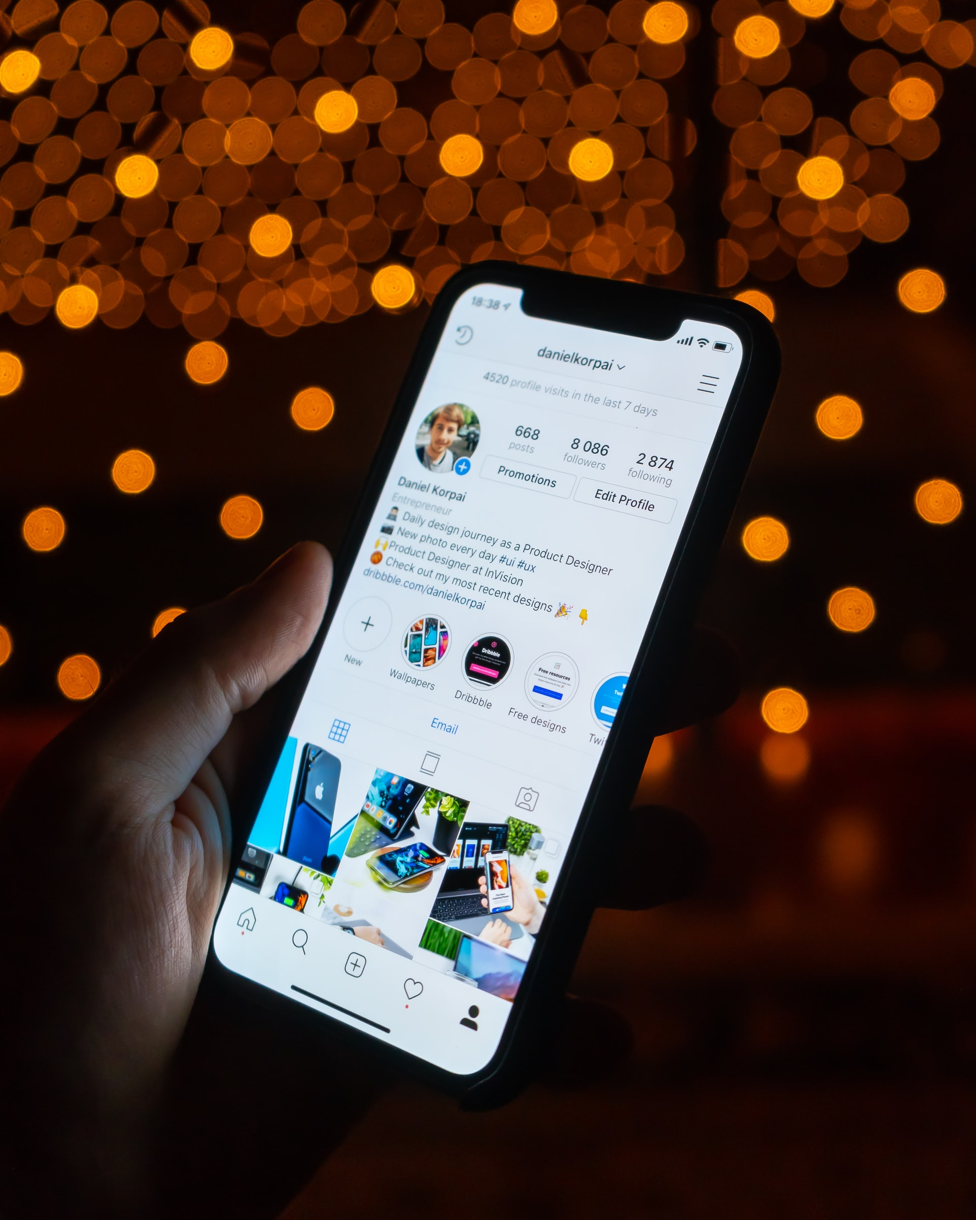 Instagram Organic Growth Article Image
