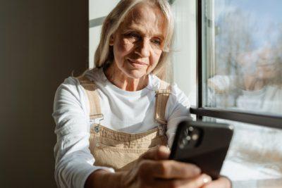 Technology Improve Lives Of Elderly Image1