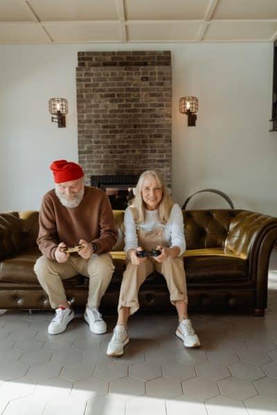 Technology Improve Lives Of Elderly Image2