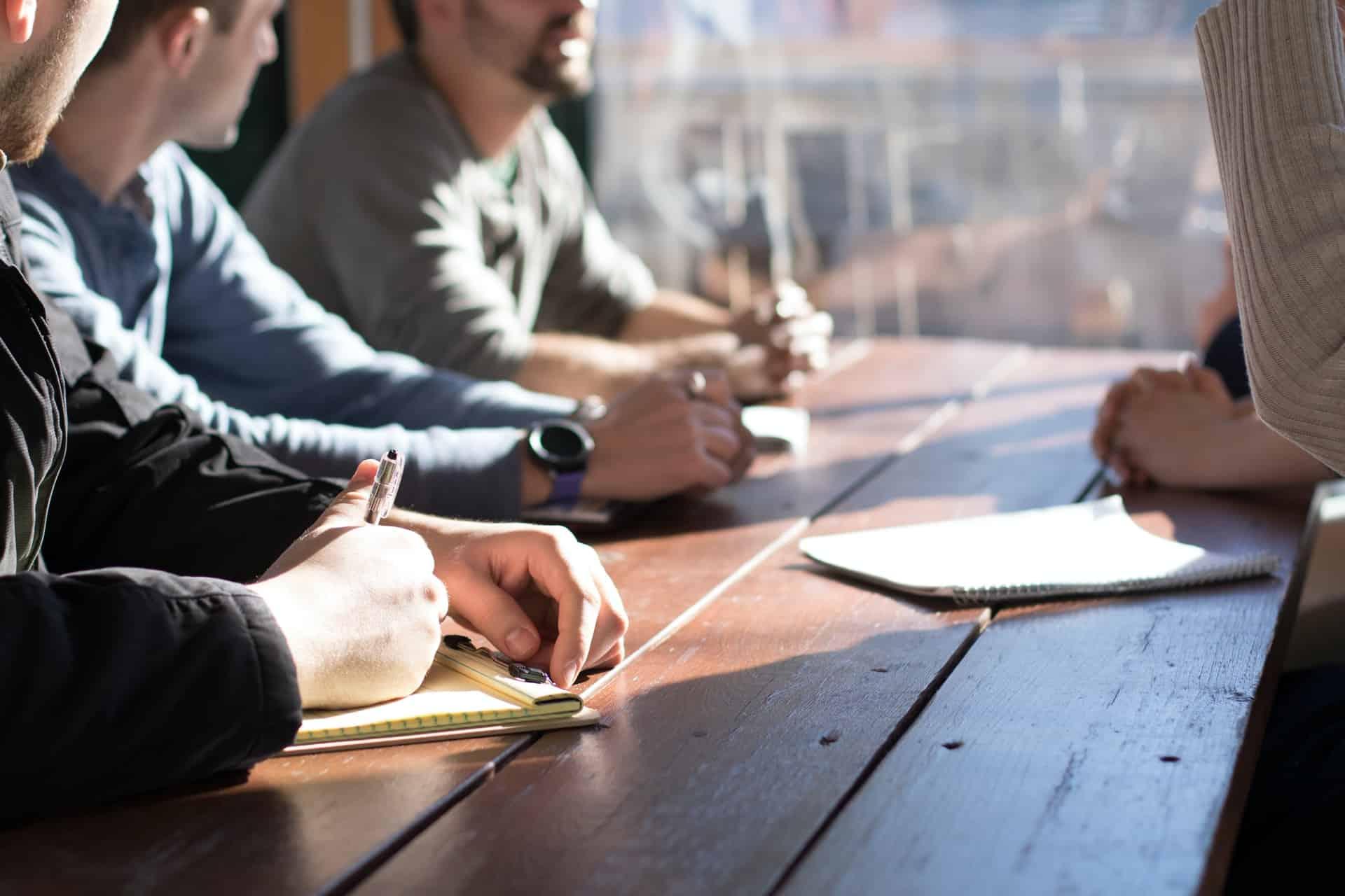 Building Network Talent Business Header Image