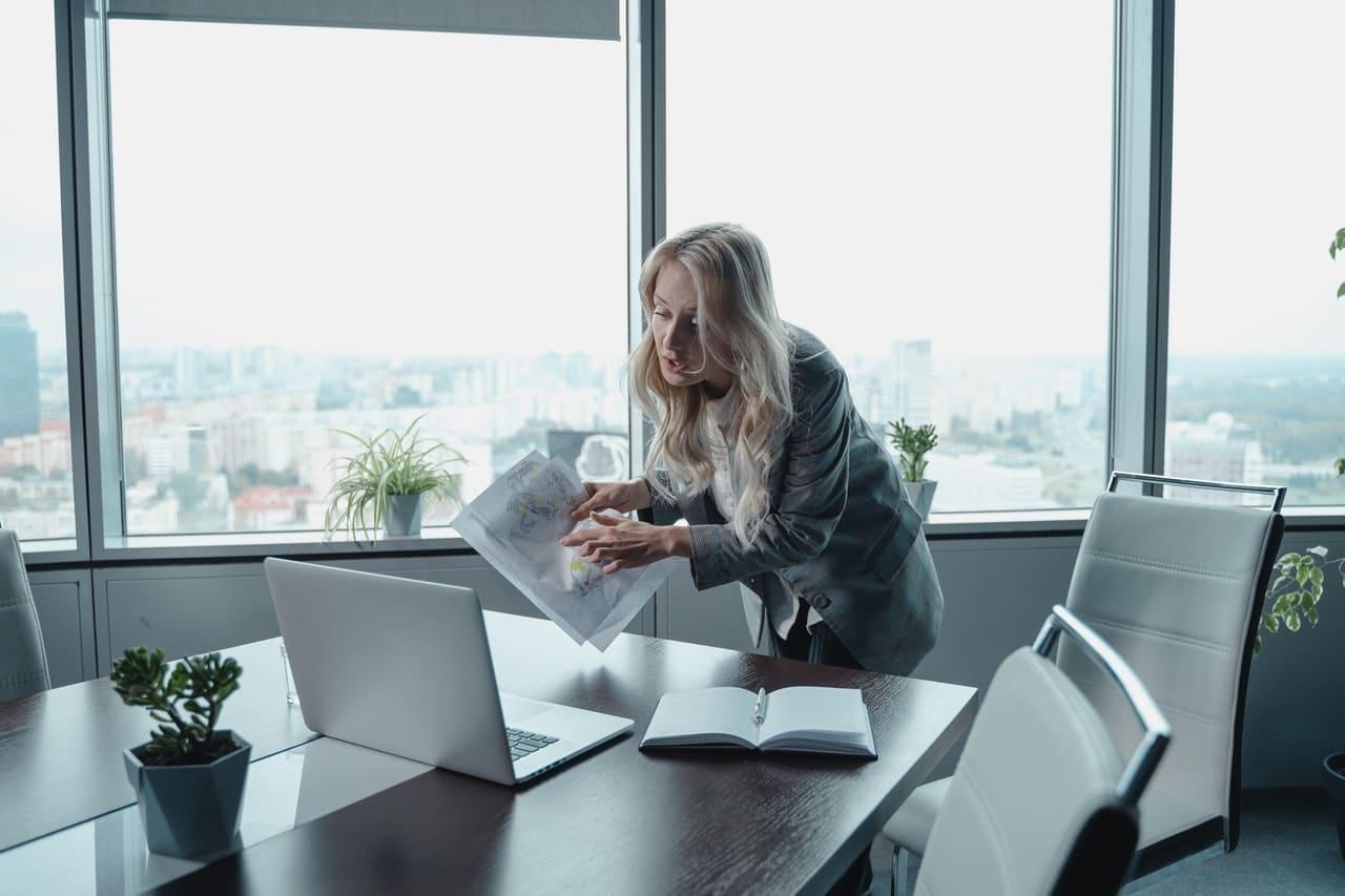Business Meetings Online 2021 Header Image