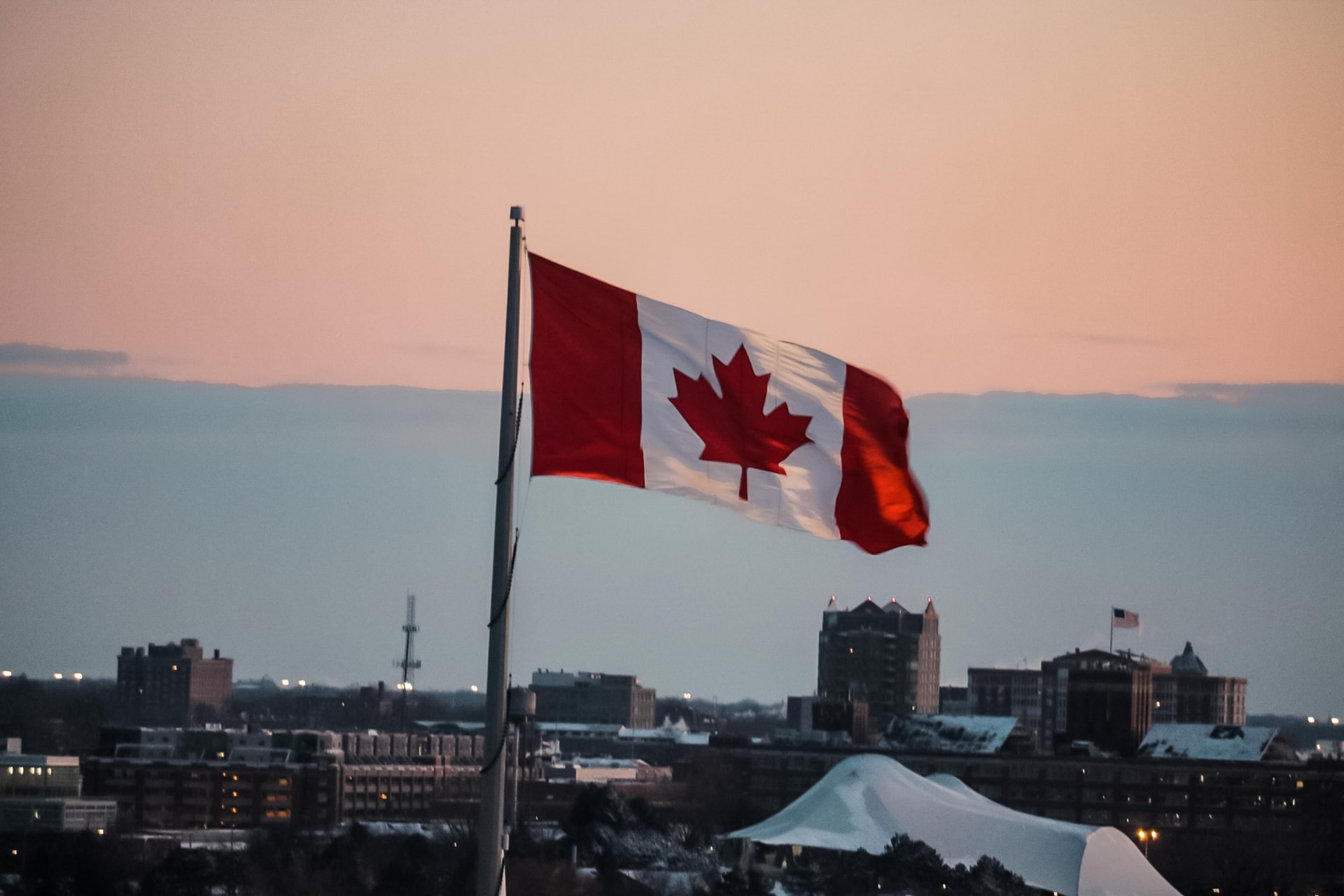 Canada Legalizing Online Sports Betting Header Image