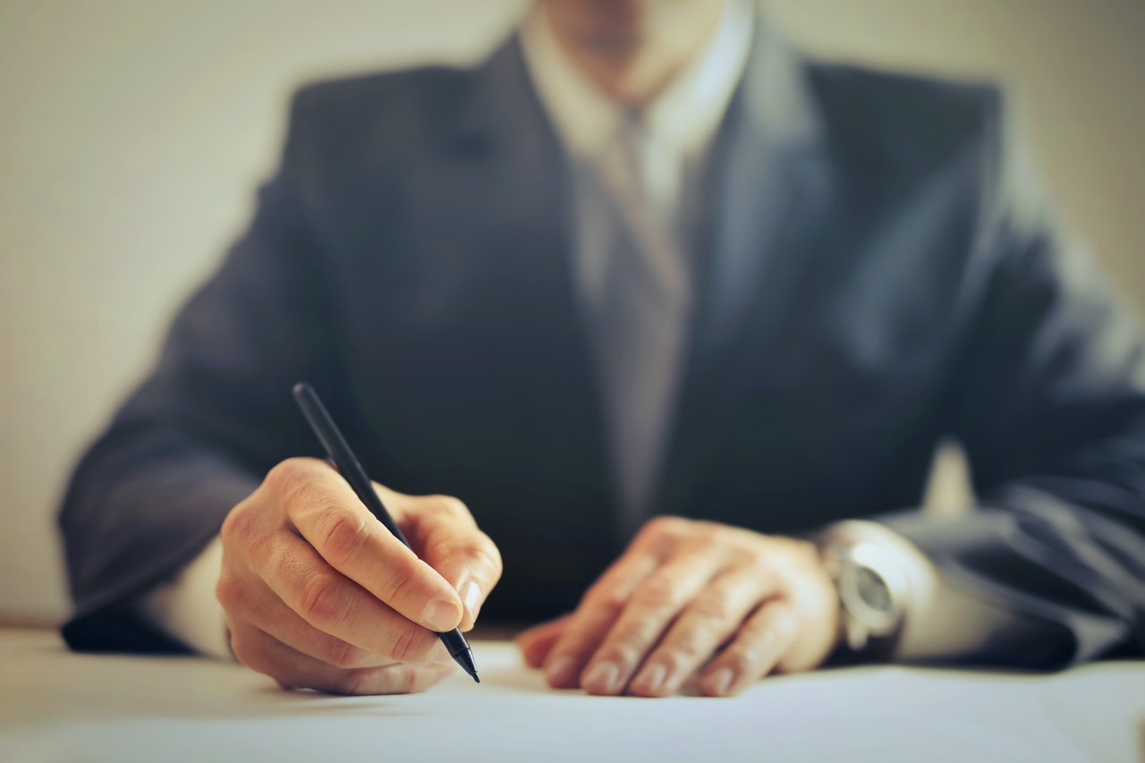 Contract Templates online Header Image