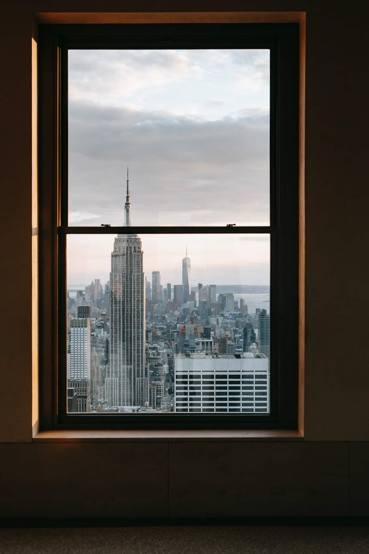 Double-Glazed Window Article Image