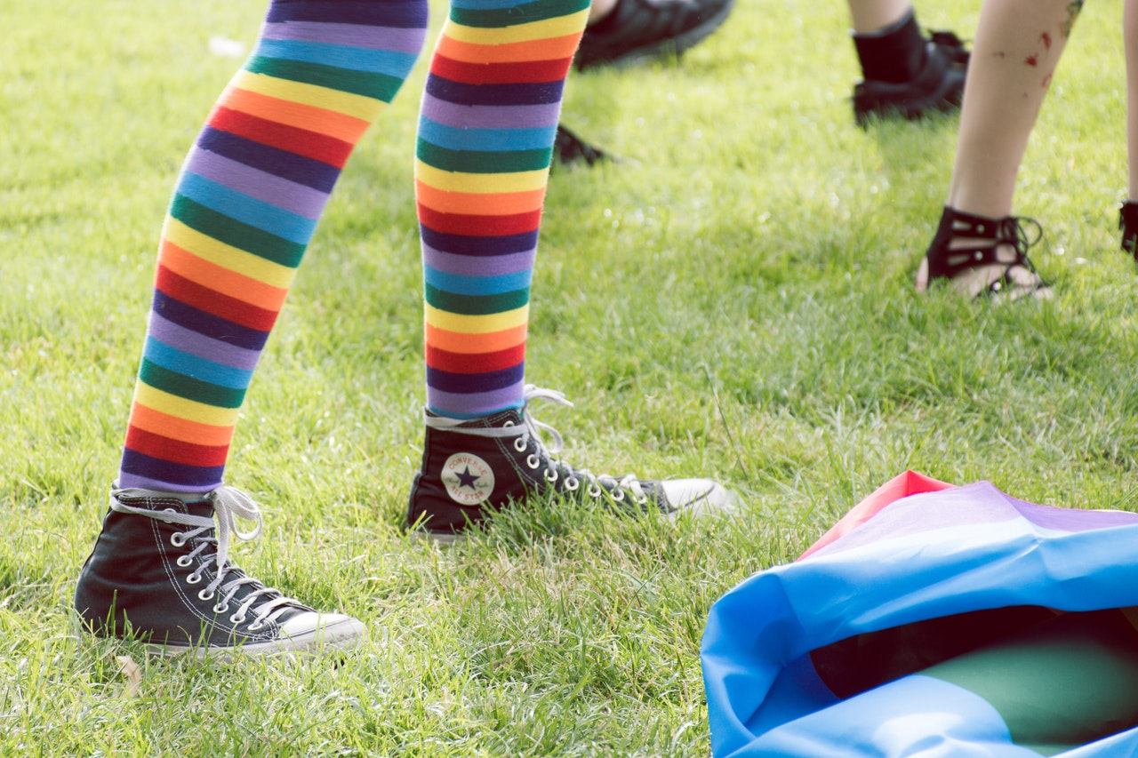 Knee High Socks Header Image