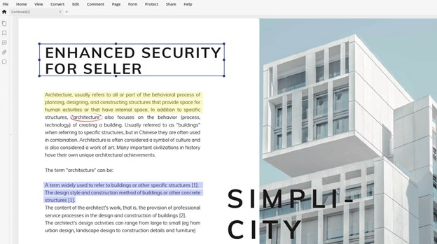 PDFelement Program Convert PDF Article Image 2