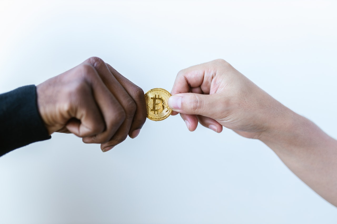 Bitcoin Blockchain Technology Header Image