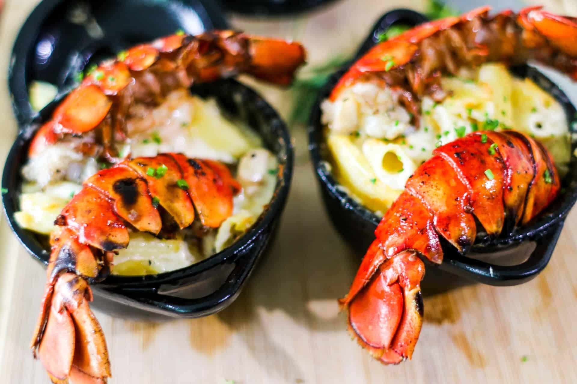 Cooking Lobster Tails Tips Header Image
