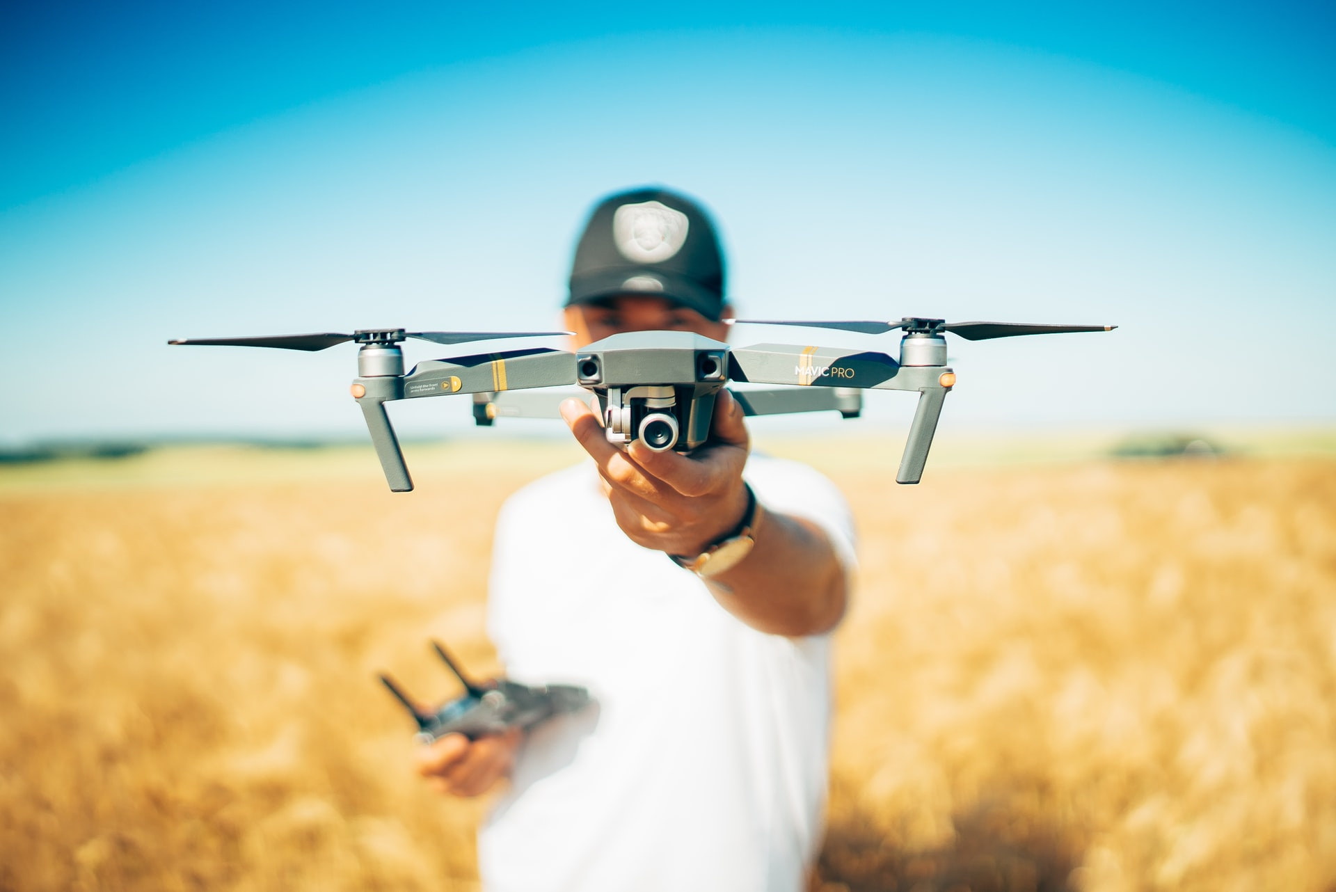 FPV Drone Racing Header Image