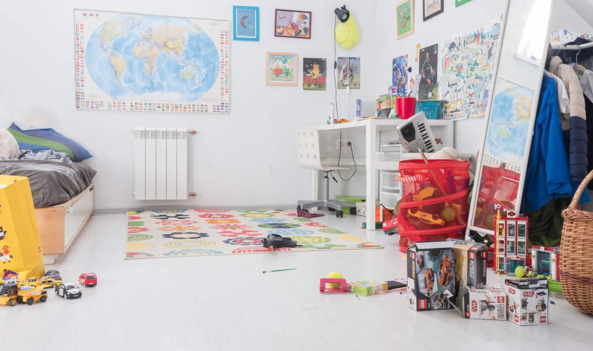 How Create Children's Room Header Image