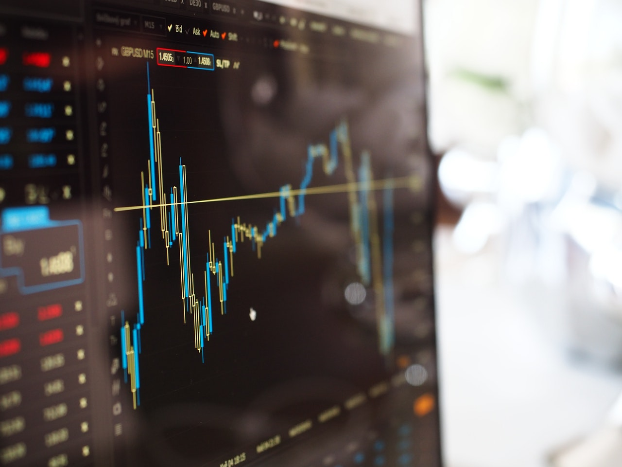 How Read Candlestick Chart Header Image