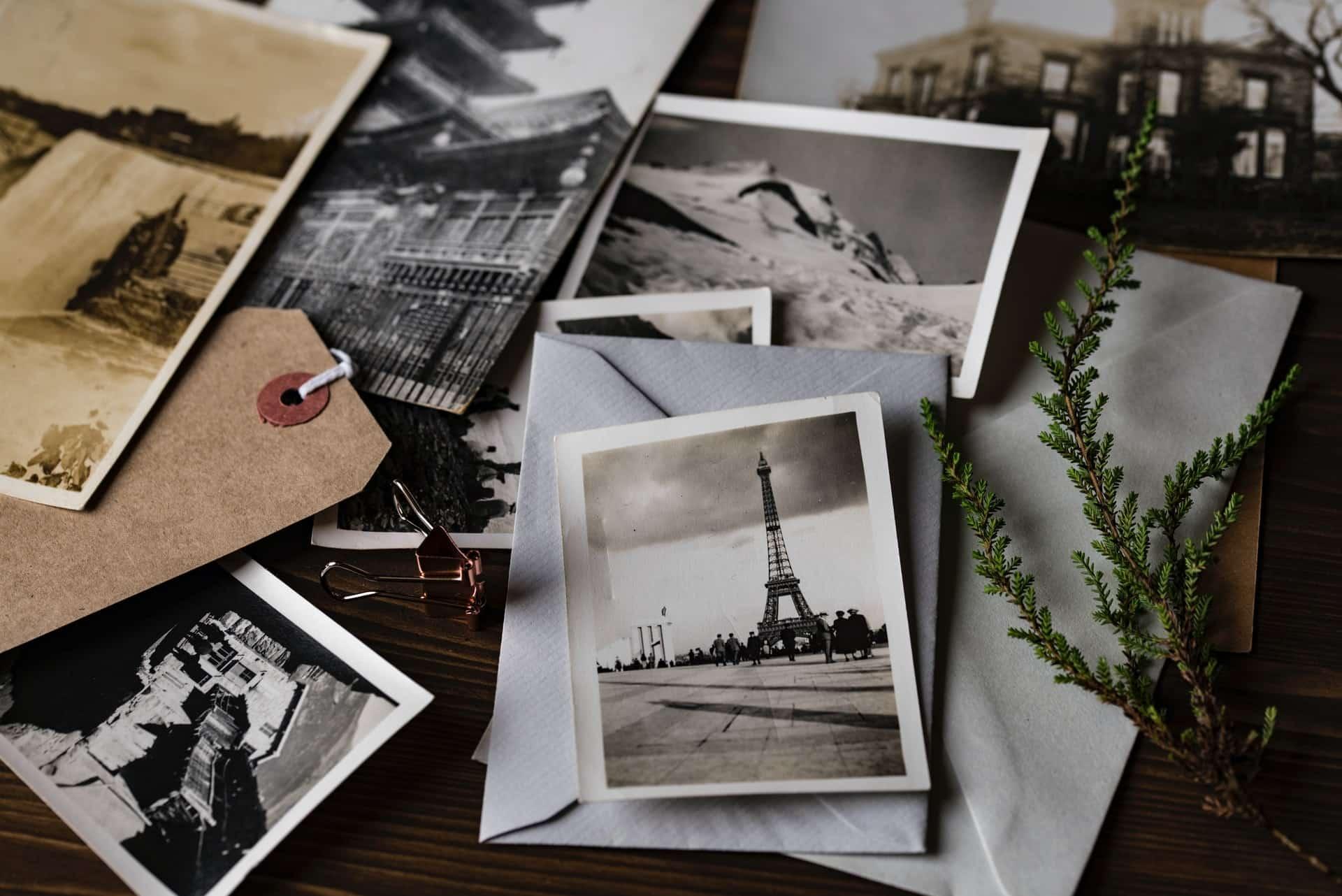 Preserve Old Photos Header Image