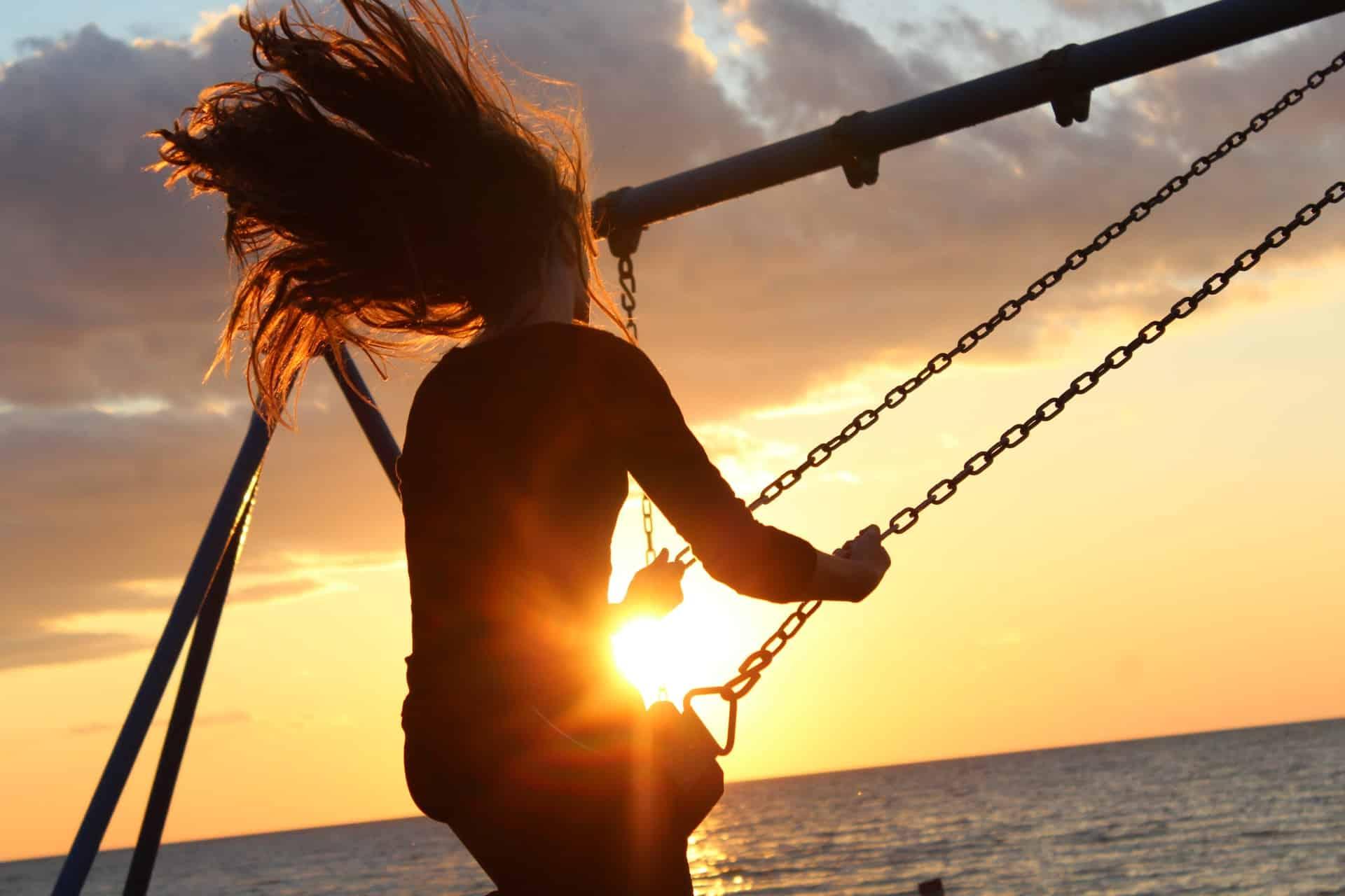Swing Set Summer Header Image