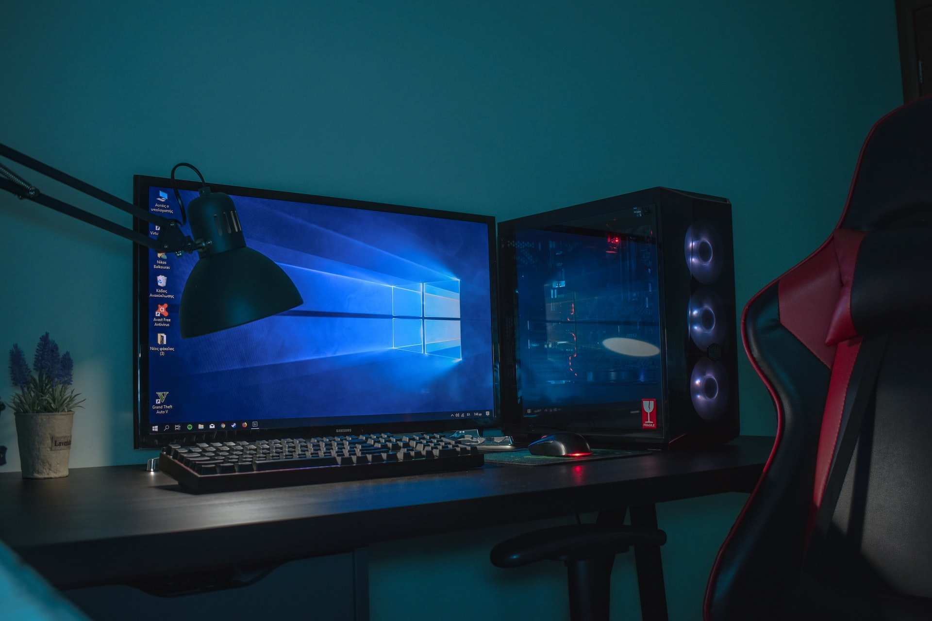 Tips Gaming Setup Header Image