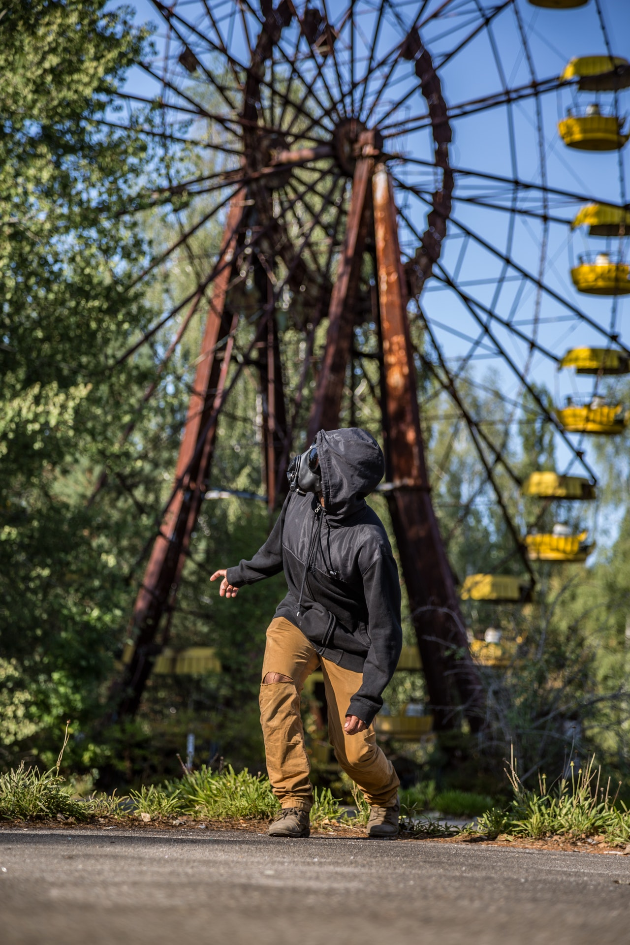 Chernobyl Video Game Article Image
