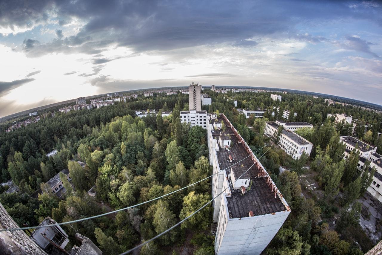 Chernobyl Video Game Header Image