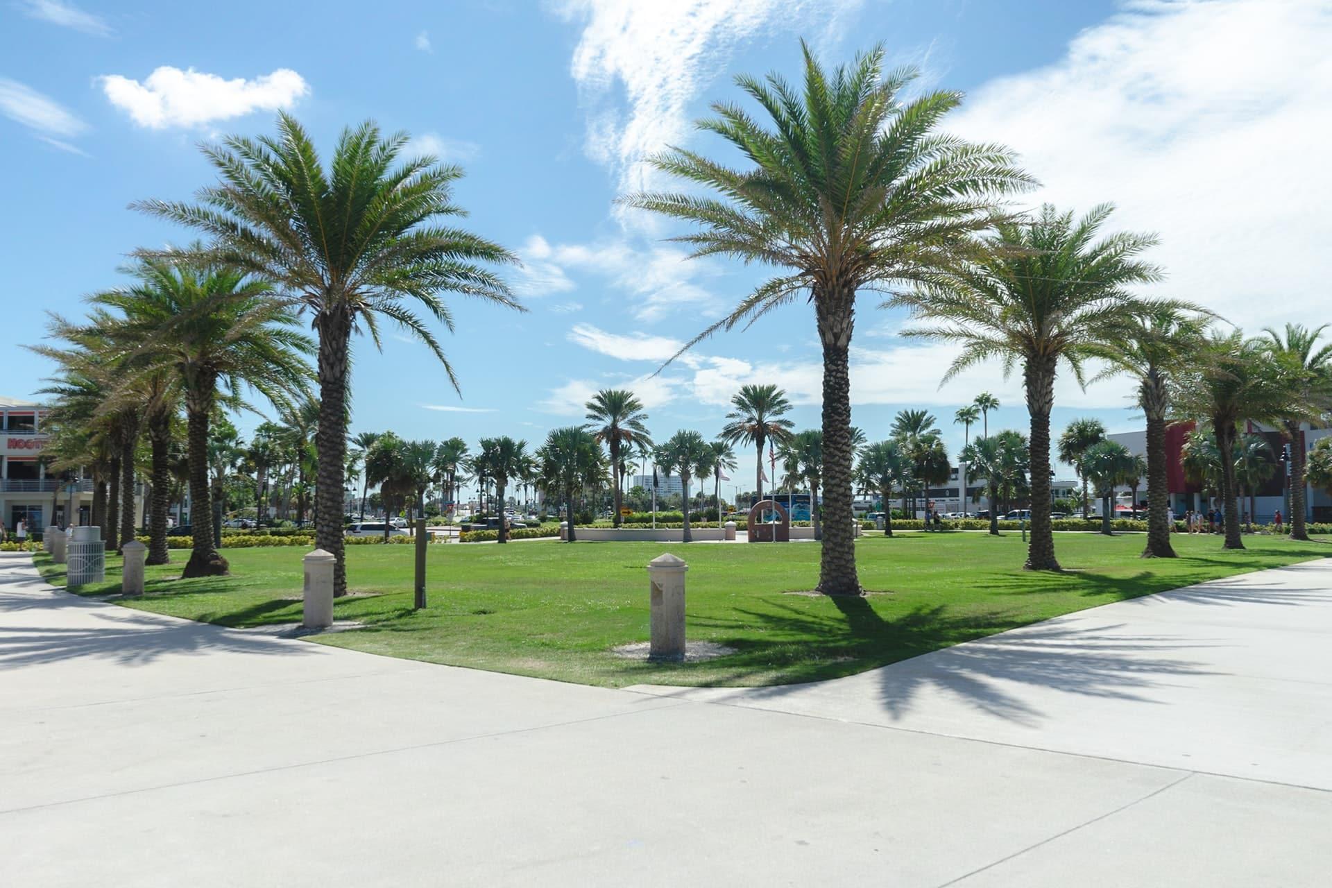 Public Park Maintenance Header Image