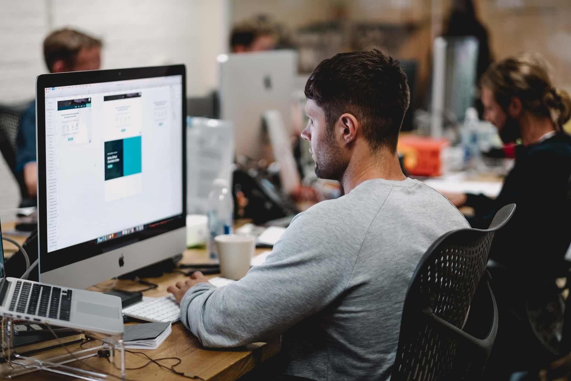 Selecting Website Developer Header Image